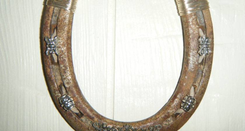 Horseshoe Art Home Decor Wall Hanging Hiddenvalleyjewelry