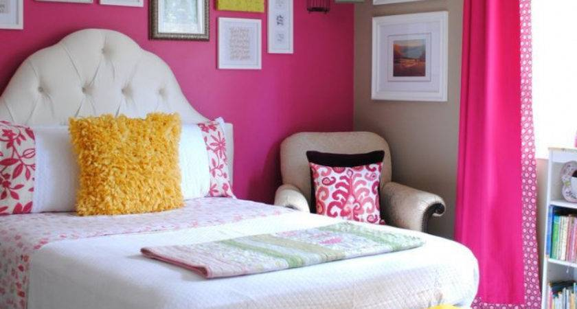 Hot Pink Bedroom Furniture Nautical Inspired Bedrooms