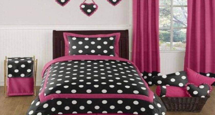Hot Pink Black Bedroom Ideas Bathroom