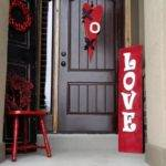 Hot Red Valentine Home Cor Ideas Digsdigs