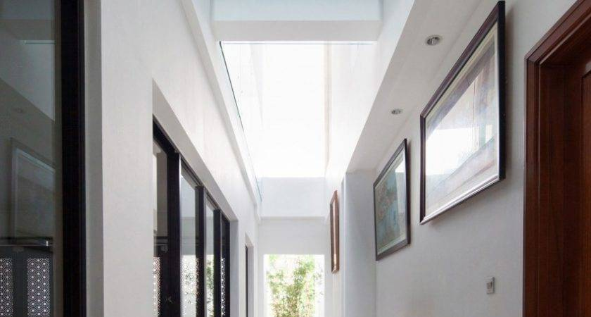 House Creative Ceilings Glass Floors