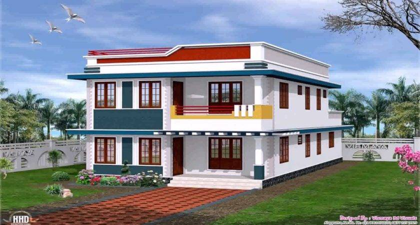 House Designs Indian Style Front Youtube