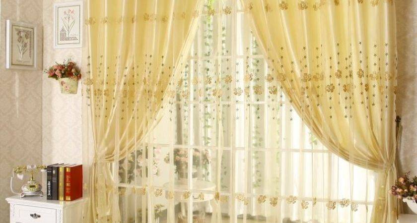 House Living Room Curtains