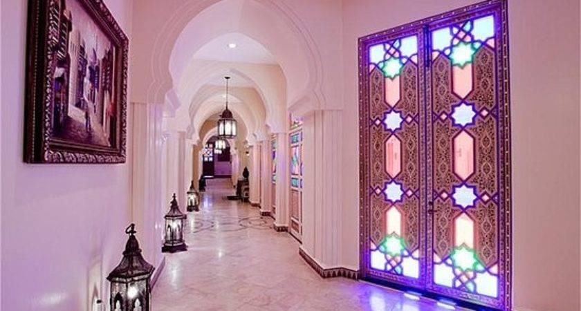 Houses Moroccan Architecture Texas Popsugar Home