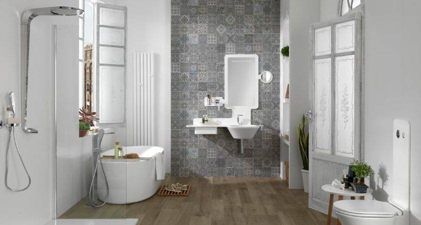 Hydraulic Tiles Interior Design Revival Style
