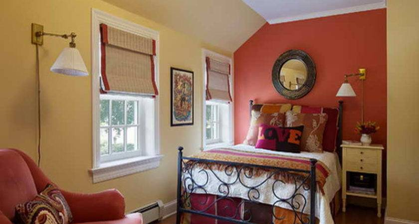 Ideas Accent Wall Colors Painted Rooms Popular