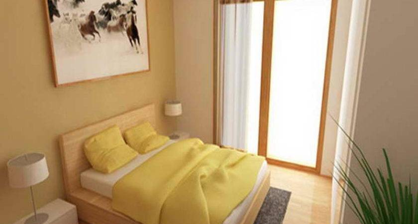 Ideas Color Small Rooms Yellow Blanket