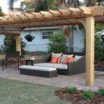 Ideas Decorating Patio Outdoor Pergola Designs