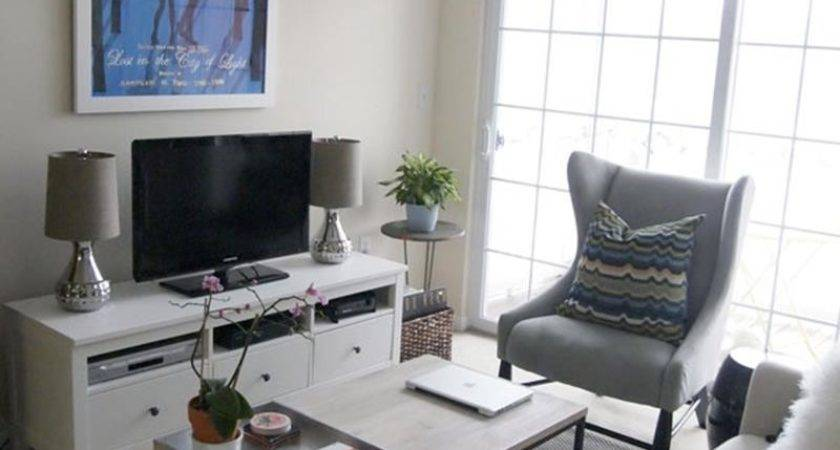 Ideas Layout Small Living Rooms