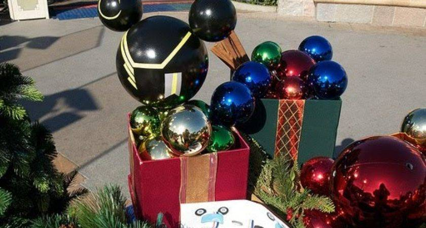 Ideas Outside Unique Outdoor Christmas Decorating