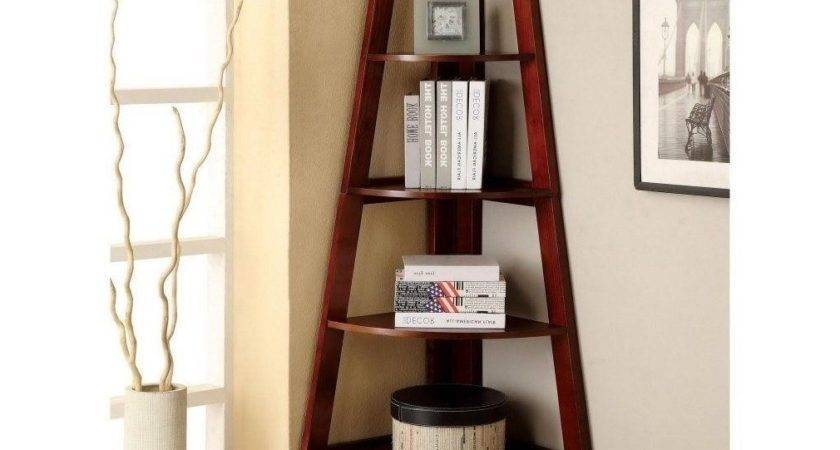 Ikea Corner Shelves Wall Simple Stylish Diy
