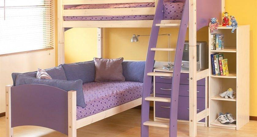 Ikea Loft Bed Desk Bunk Beds Listed