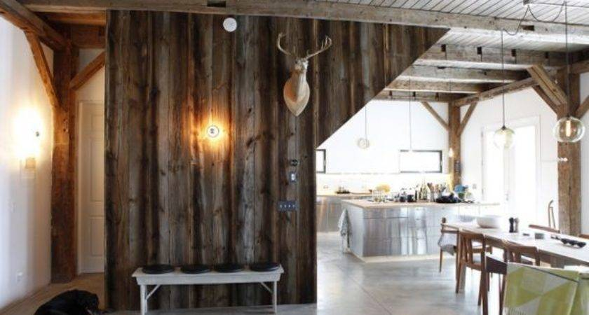 Incorporate Ceiling Beams Into Your Style