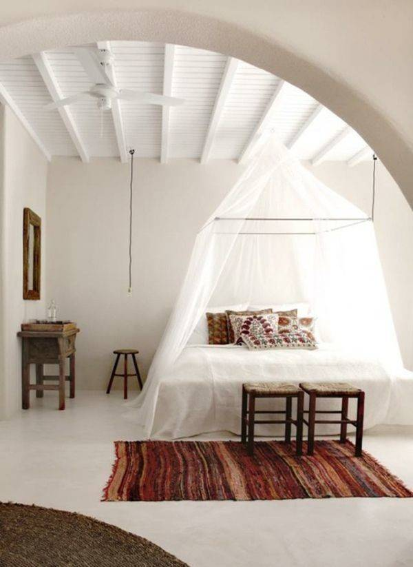 Incredible White Canopy Bedroom Ideas Homes Decor