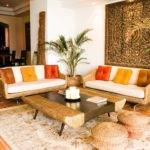 Indian Living Room Interior Decoration