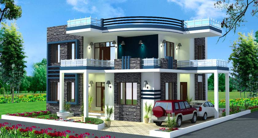 Indian Style Inspired House Design Amazing Architecture