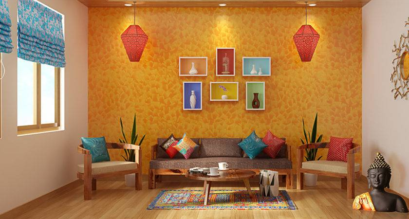 Indian Traditional Living Room Ideas