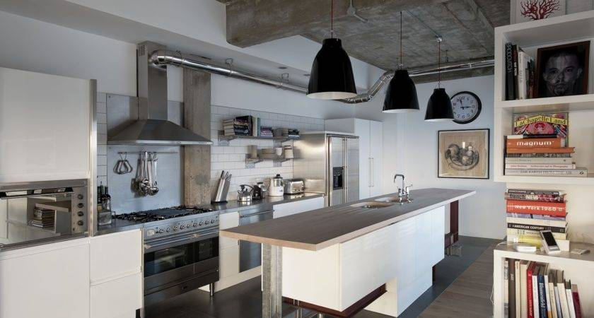 Industrial Home Kitchen Dgmagnets