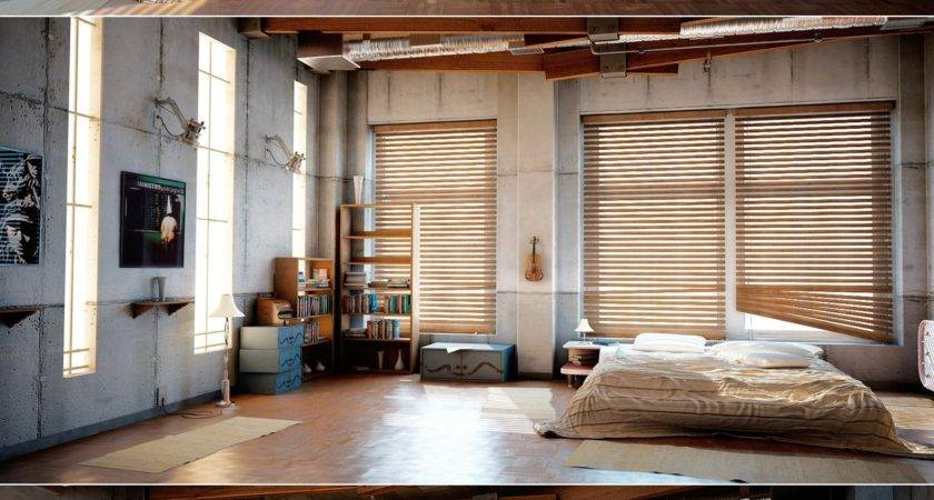Industrial Loft Design Interior Ideas