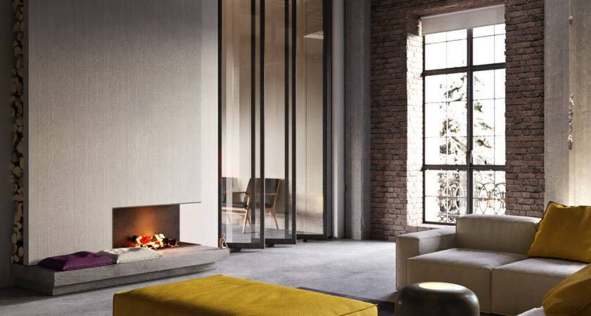 Industrial Style Apartment Kiev Design Father