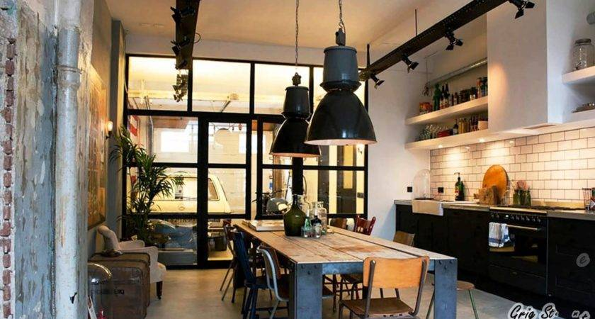 Industrial Style Home Lighting Ideas Youtube