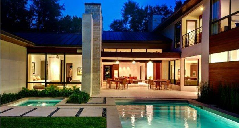 Industrial Style House Plans Modern