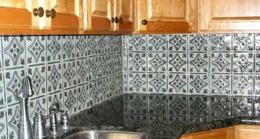 Inexpensive Backsplash Ideas Make Your Kitchen Sparkle
