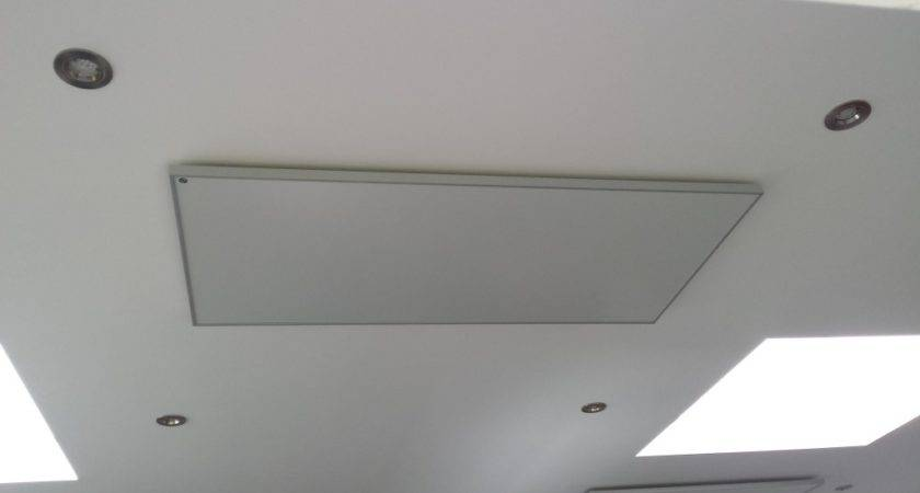 Infrared Heating Panels Home Office Watford