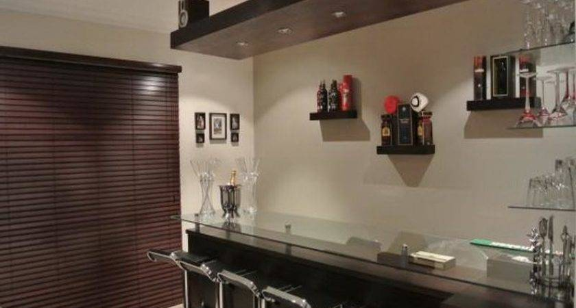 Innovative Home Bar Ideas Small Spaces Household