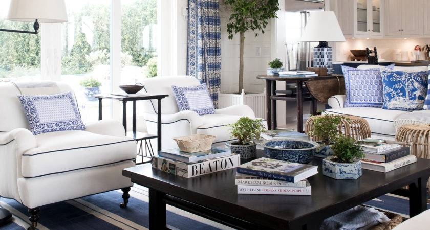 Inspirational Ideas Decorating Blue White