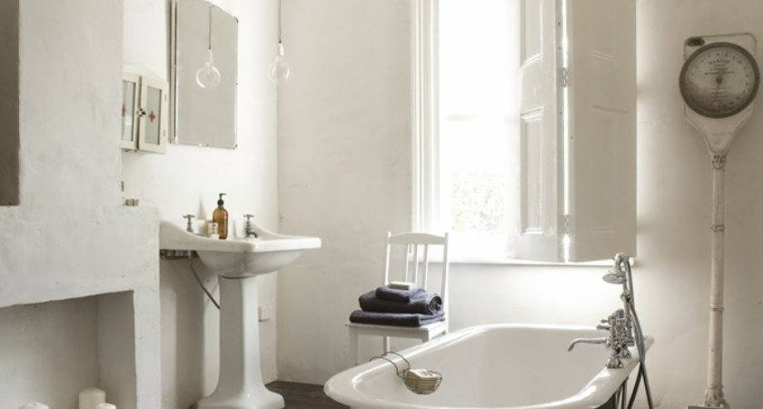 Inspiring Industrial Bathroom Ideas