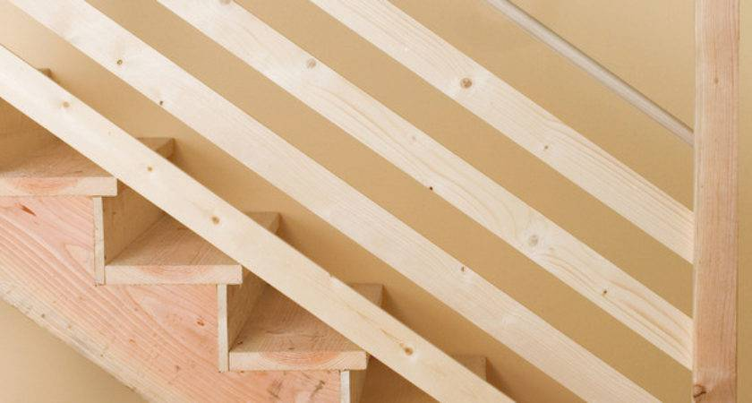 Install Basement Stairs Tos Diy