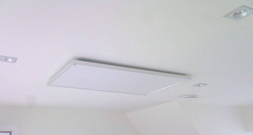 Install Your Infrared Heating Panels Thegreenage