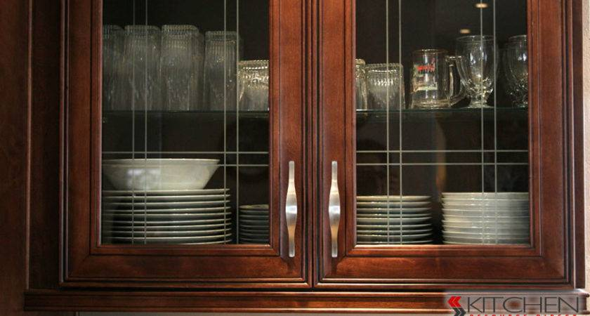 Installing Glass Cabinet Doors Cabinets