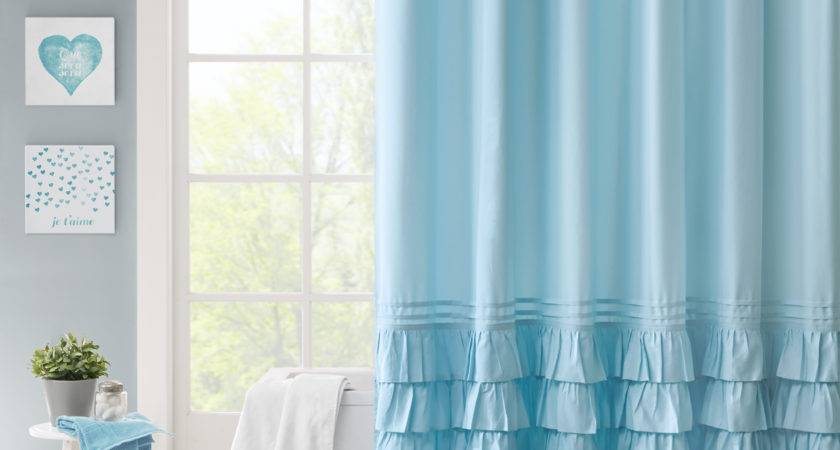 Intelligent Design Waterfall Shower Curtain Reviews