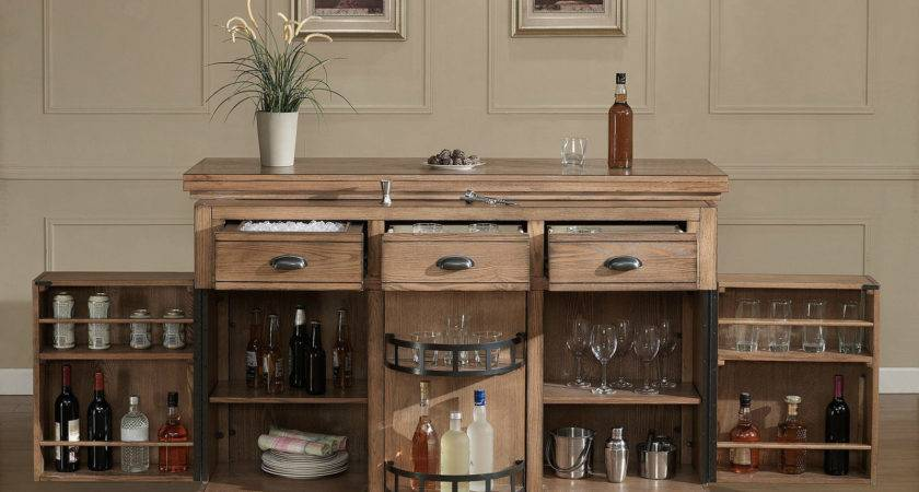 Interior Classic Mini Bar Furniture Design