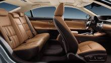 Interior Colors Topaz Brown Lexus Bahrain