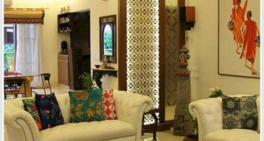 Interior Design Ideas Indian Style Living Room