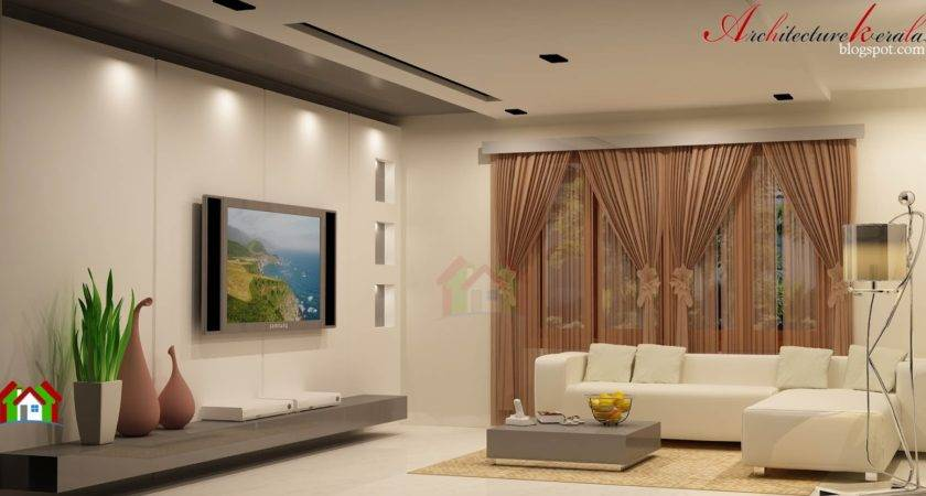 Interior Design Ideas Living Room Kerala Style Designs Homes Decor