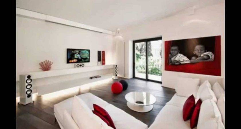 Interior Design Ideas Living Room Modern