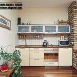 Interior Design Small Kitchen Solutions