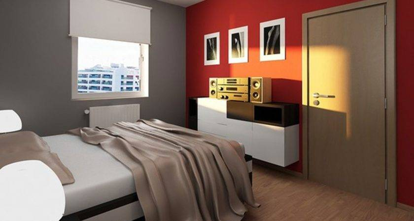 Interior Design Small Studio Type Apartment