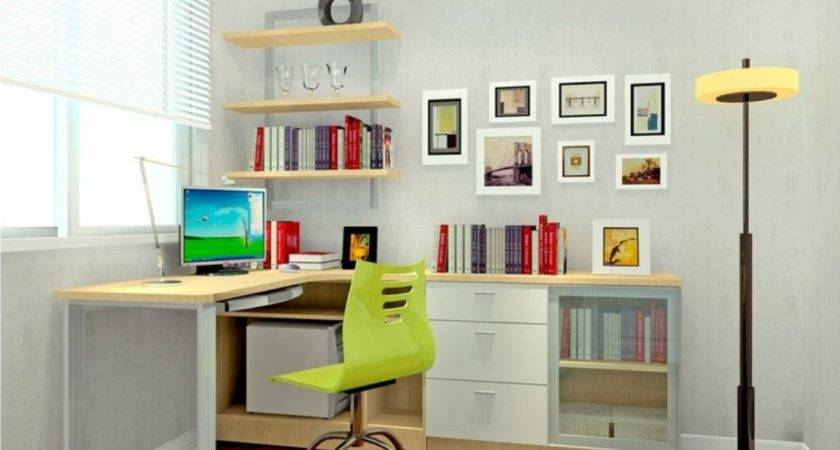 Interior Design Study Room House