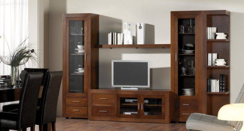 Sitting Room Cabinets Design