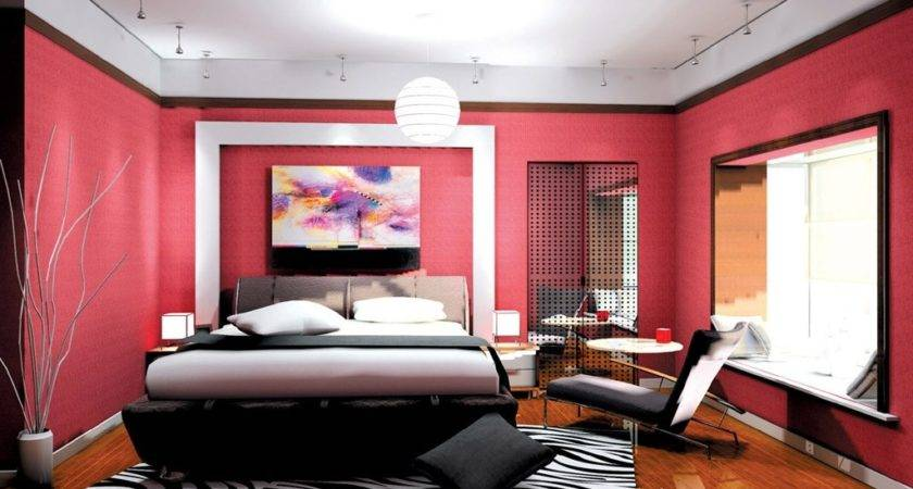 Interior Exterior Plan Awesomely Trendy Funky Room