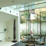 Interior Glass Wall Design Bookmark