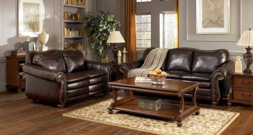 Interior Grey Brown Paint Color Sofa