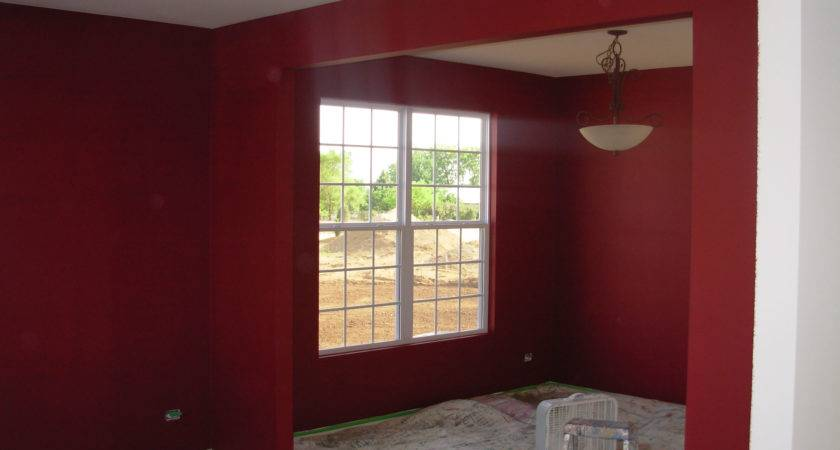 Interior Paint Red Colors Home Depot
