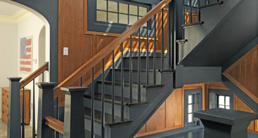 Interior Railings Modern Cheap Homes Staircase Railing