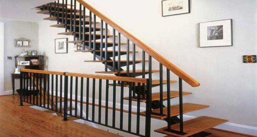 Interior Stair Railings Can Help Your Home Look